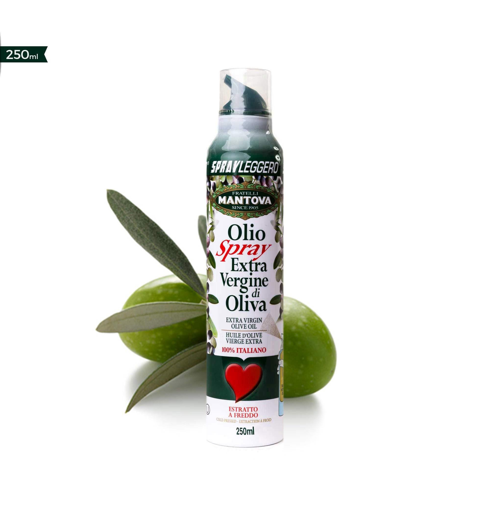 Olivový olej ve spreji Extra panenský