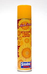 Mistr pekař - slunečnicový olej ve spreji